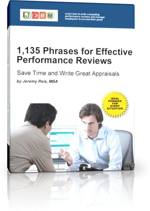 help writing performance reviews Finding the best phrases for writing performance reviews short phrases included in a performance review can help adjectives to use when writing a performance.